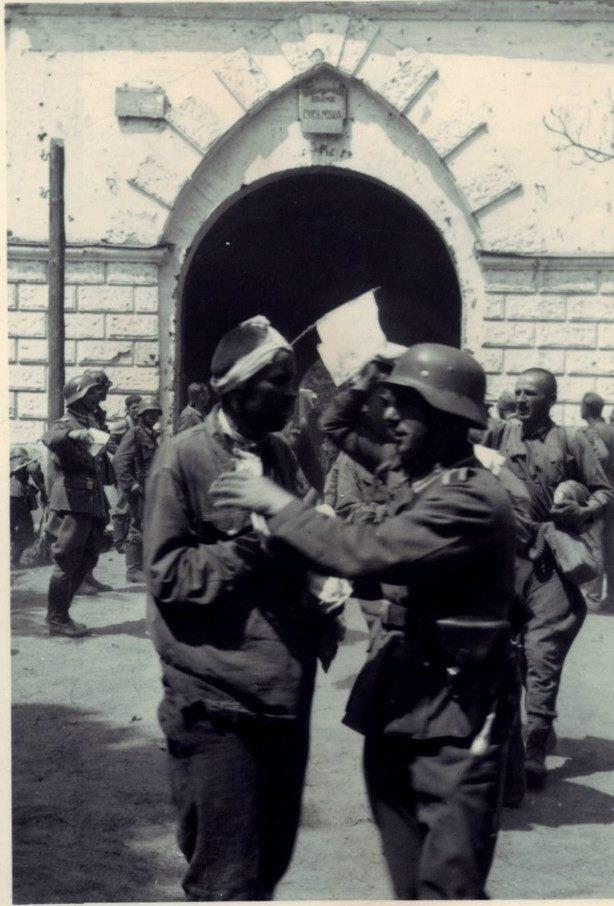 создания фото немцев в брестской крепости самой счастливой, обязательно