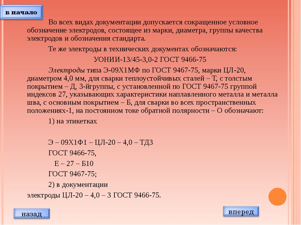 Во всех видах документации допускается сокращенное условное обозначение эле...