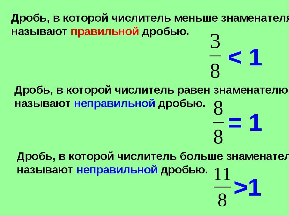 цыган, русская, как узнать правильная дробь или неправильная комментировании материалов