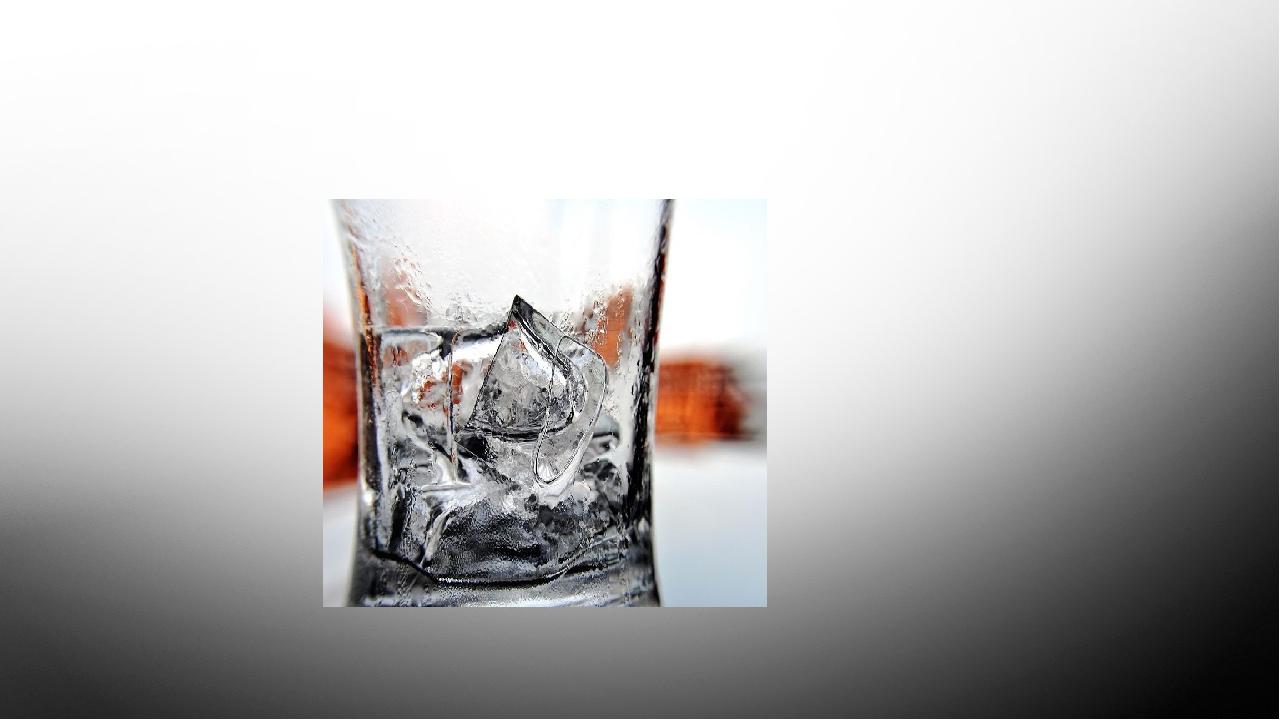 Происходит ли испарение молекул c поверхности льда?