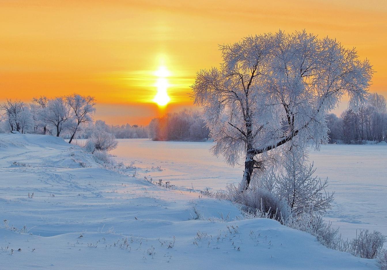 досавку картинка ч добрым утром с зимними пейзажами газета стала