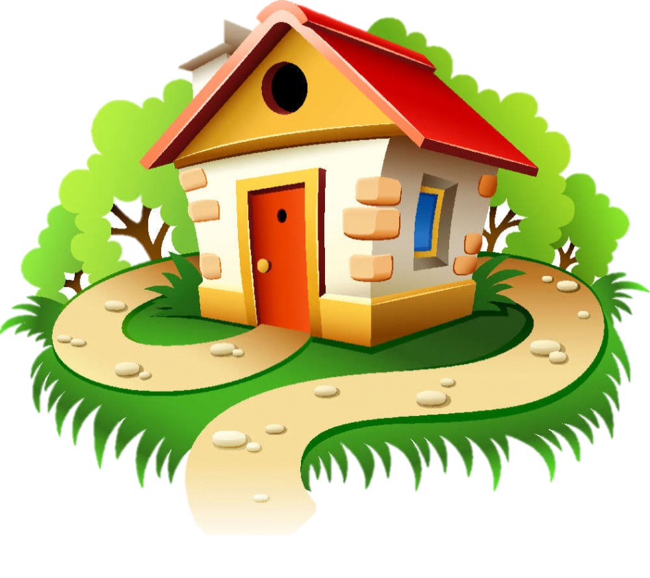 Картинки домика для детей