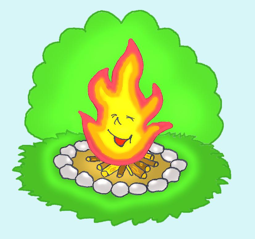 Картинки на тему я огонь