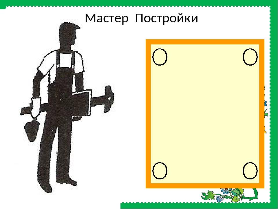 Мастер Постройки FokinaLida.75@mail.ru