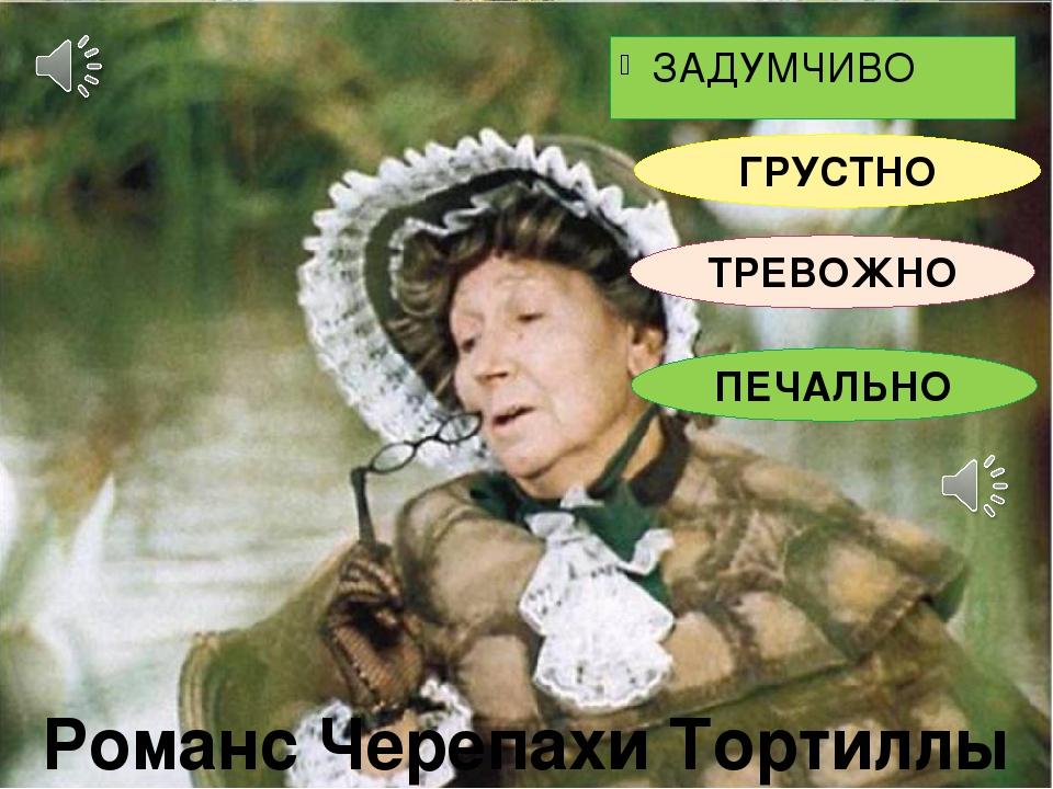 театральной романс черепахи тортиллы картинки вот кензи только
