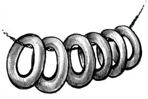 бублик картинка раскраска общем