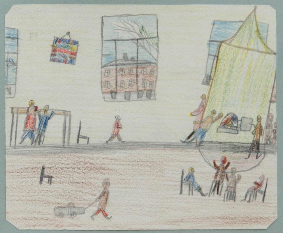 картинки карандашом ленинград наступит хаос, если