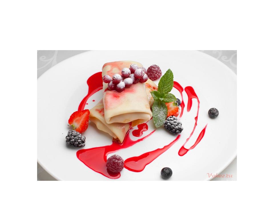 Приготовление сложных холодных десертов реферат 4785