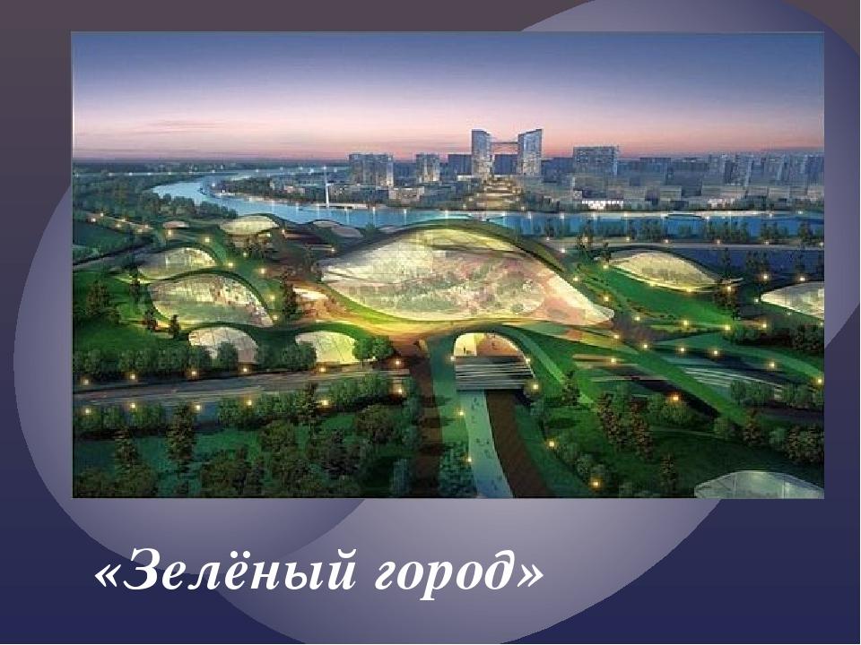 «Зелёный город»