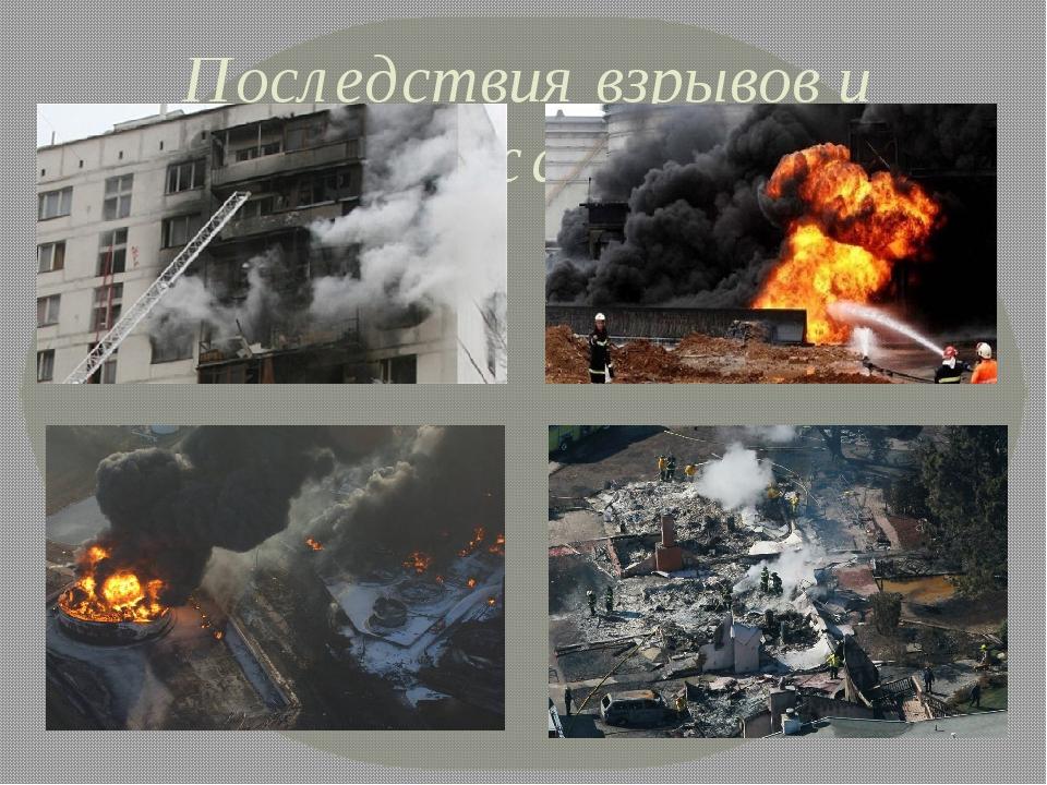 позволяют картинки пожар и его последствия для