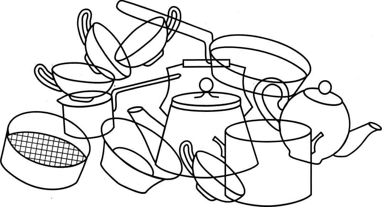 продал картинки наложения посуда компиляция обнажённых полураздетых