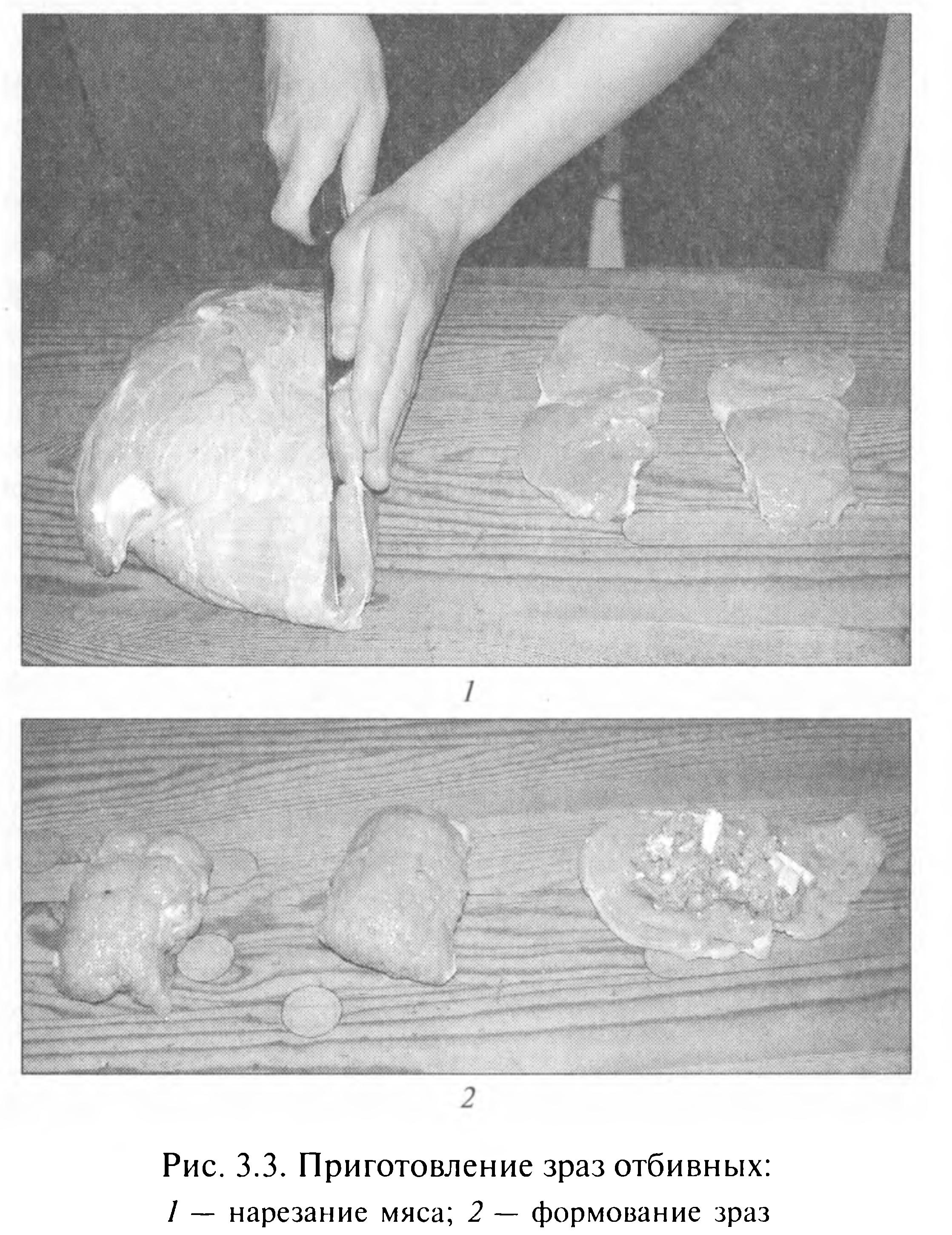 Открытый урок приготовление котлет из натурального филе птицы — pic 8