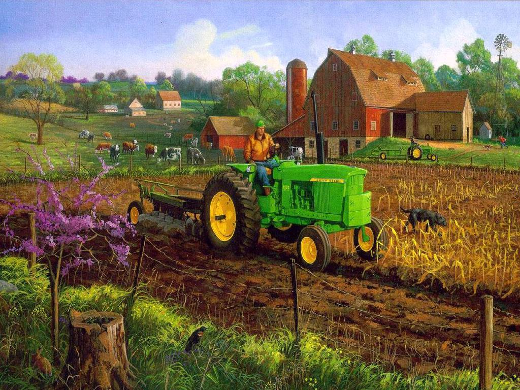 Детские картинки сельского хозяйства