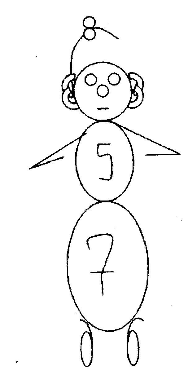 Картинки из цифыр