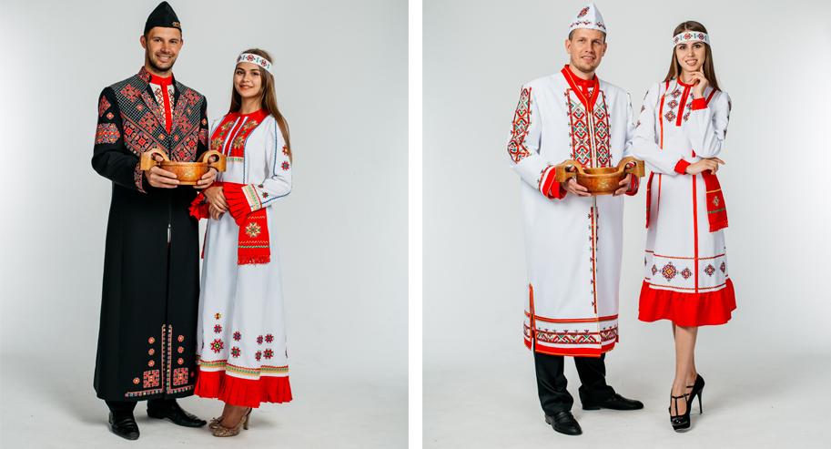 которую картинки национального костюма чувашей расположен