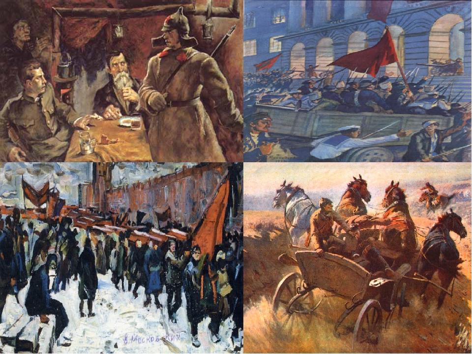 Гражданская война картинки в россии