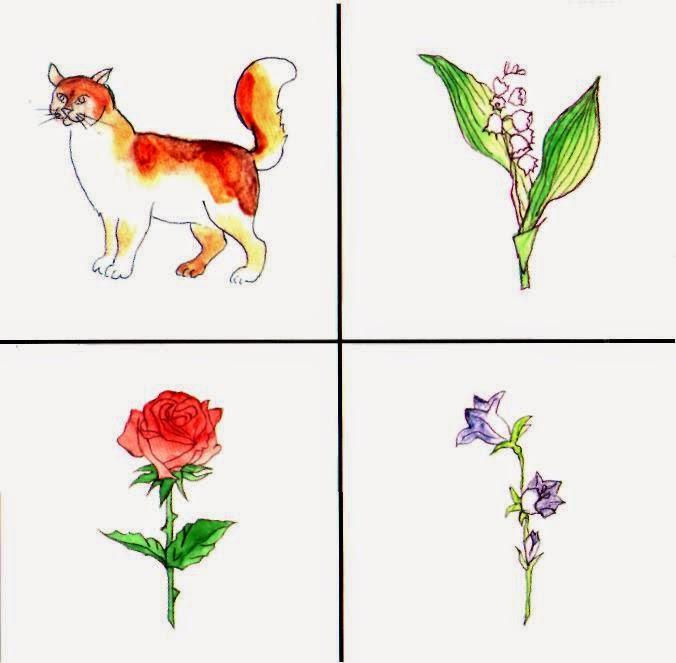 методика исключение лишнего картинки