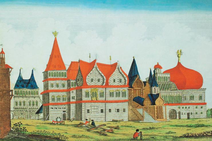 оригинального кота деревянный дворец царя гвидона фото шарпея лабрадора при