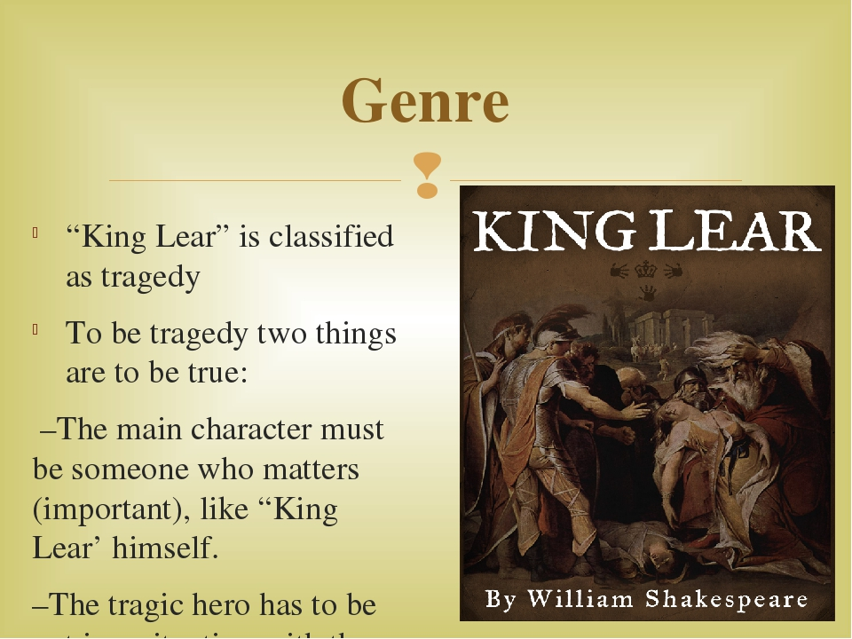 comparision tragic characters othello and king lear accord Introduction othello is a classic tragic hero that stands out as distinguished individual failing in the encounter with evil brought to us through shakespeare's genius, he compares in significance to other personalities including oedipus, macbeth, king lear, hamlet and other tragic heroes.