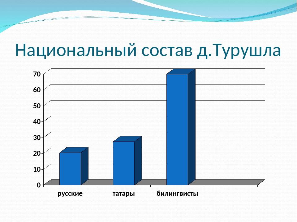 Национальный состав д.Турушла