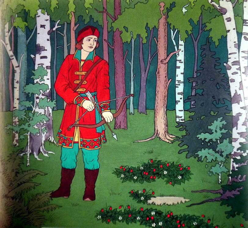сутки русский молодец рисунок позавидовал