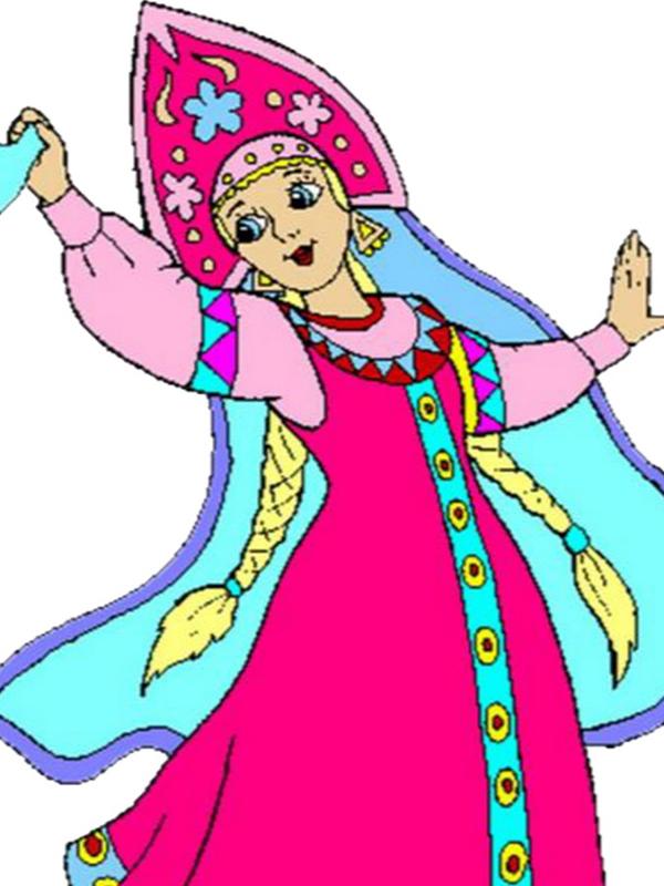 Картинки сказочные герои царевны
