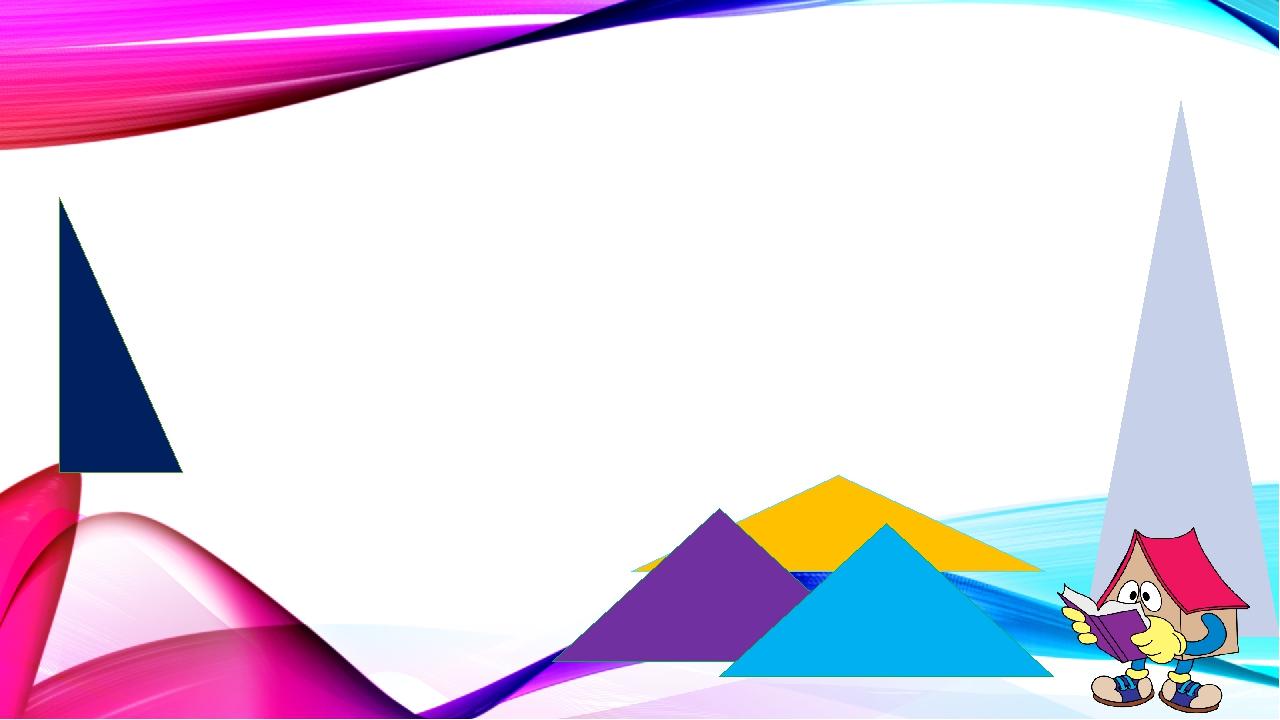 Треугольник и его виды