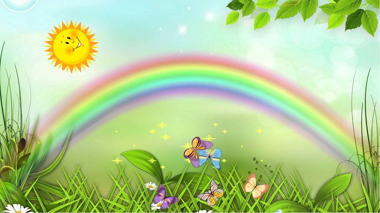 Картинки книга и цветы и радуга, картинка аватарку