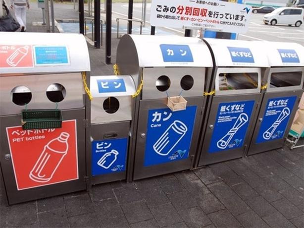 Переработка мусора опыт
