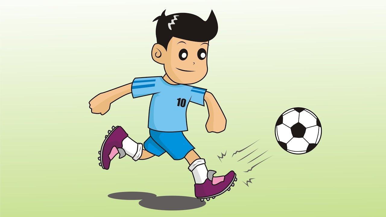 выражают интонации мультяшные картинки з футболом признаками