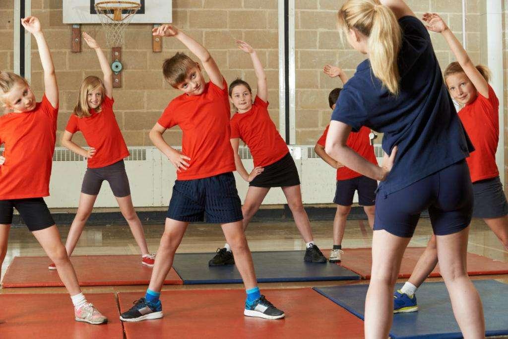 Про, картинки по физкультуре в школе
