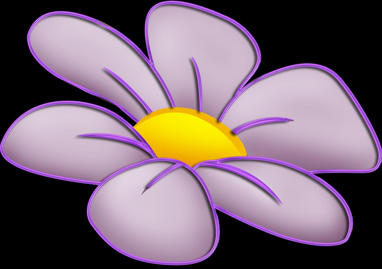 Цветы из мультиков