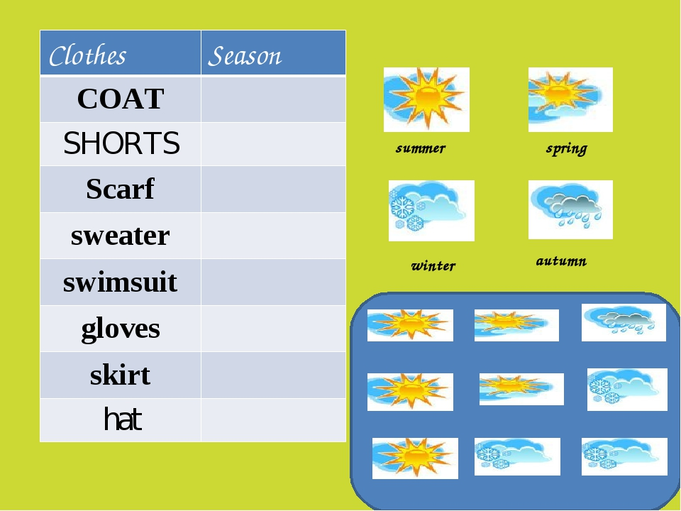 summer spring winter autumn Clothes Season COAT SHORTS Scarf sweater swimsuit...