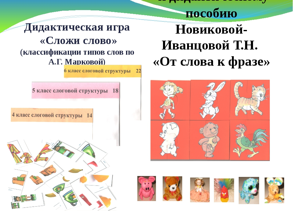Картинки новиковой иванцовой слоговая структура, открытка