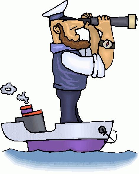 Анимационные открытки моряки