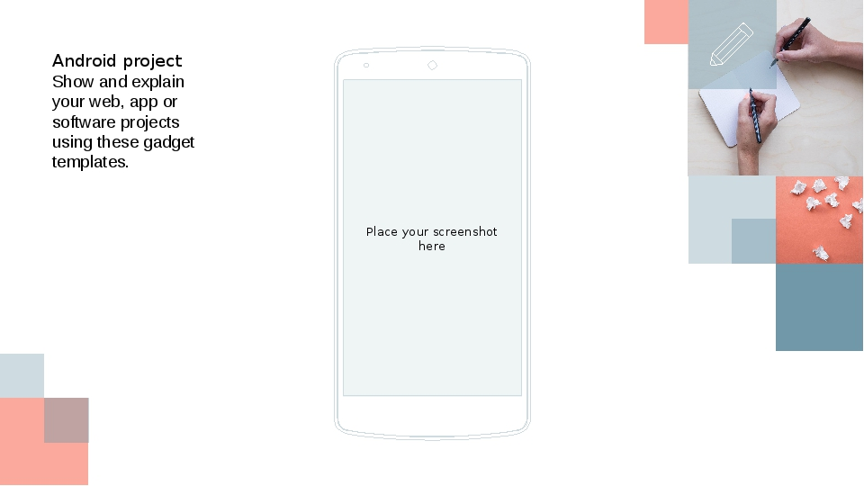 Android project Show and explain your web, app or software projects using th...