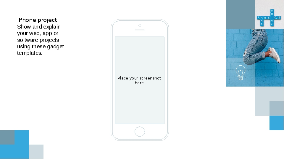 Place your screenshot here iPhone project Show and explain your web, app or...