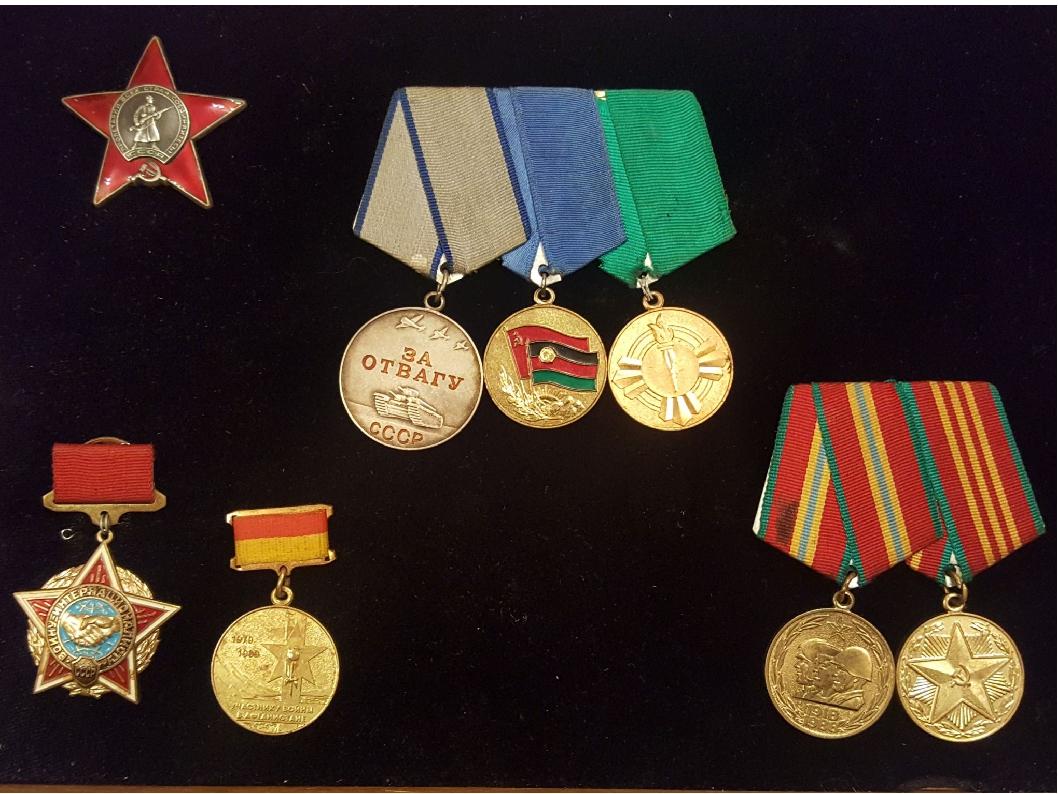 Картинки медаль афганистане