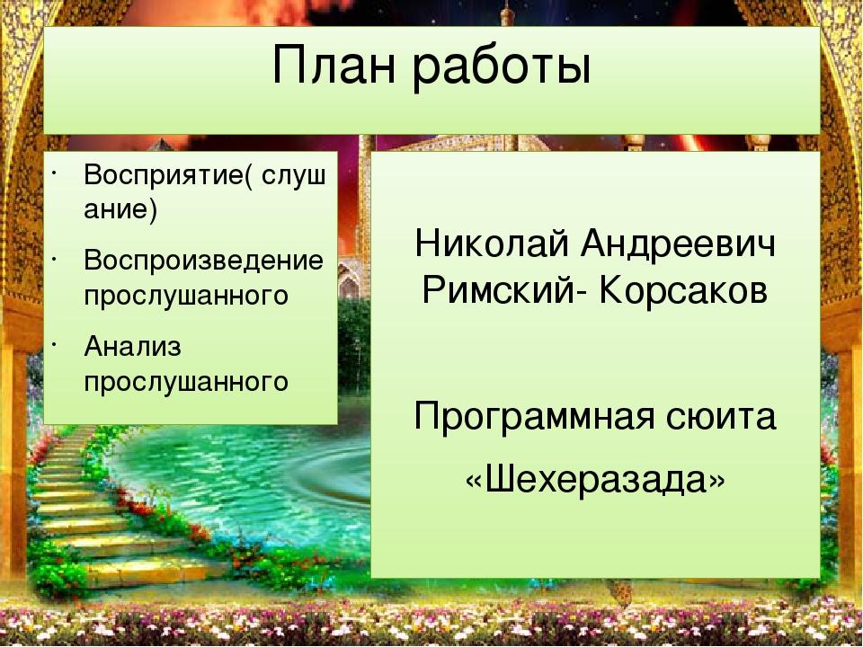 Восприятие( слушание) Воспроизведение прослушанного Анализ прослушанного Нико...