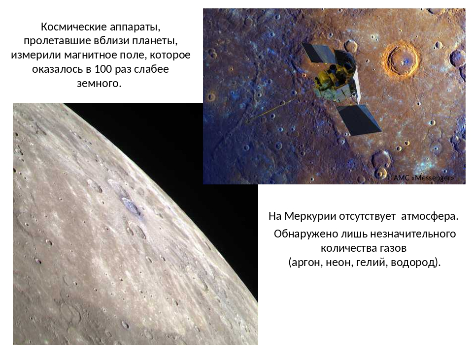 Космические аппараты, пролетавшие вблизи планеты, измерили магнитное поле, к...