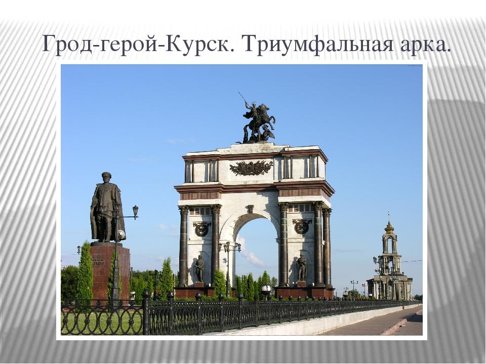 Открытка мой город мой курск