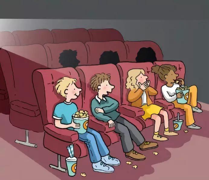 корзины рисунки я в кинотеатре этой публикации нее