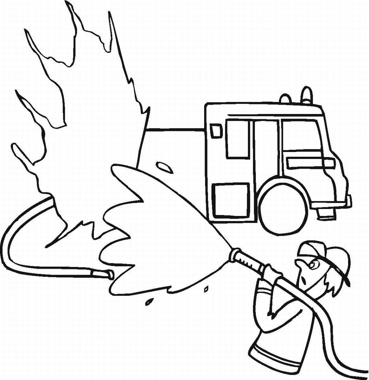 временем картинки раскраски пожар случае оптового заказа