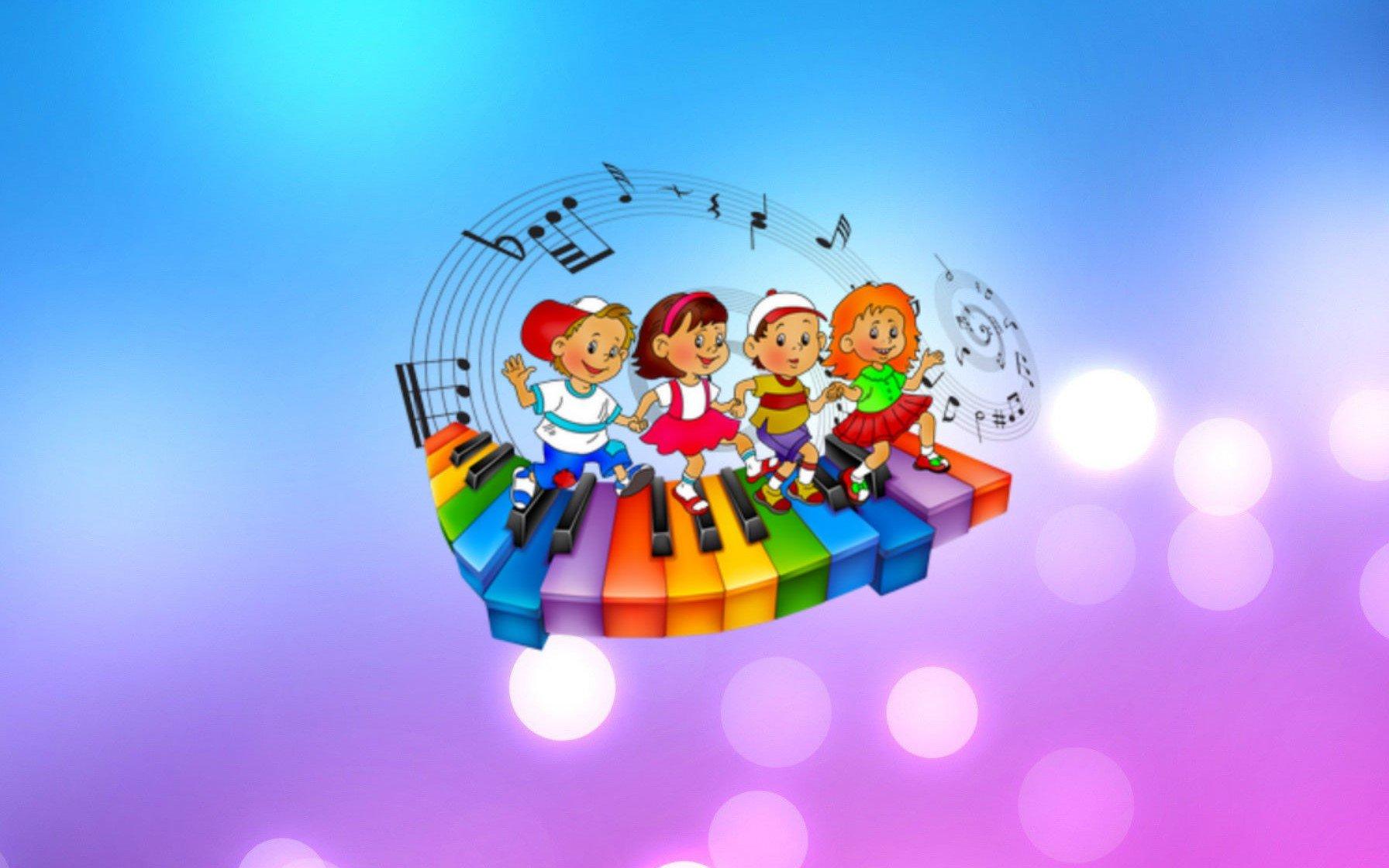 Картинка для детей станция музыкальная