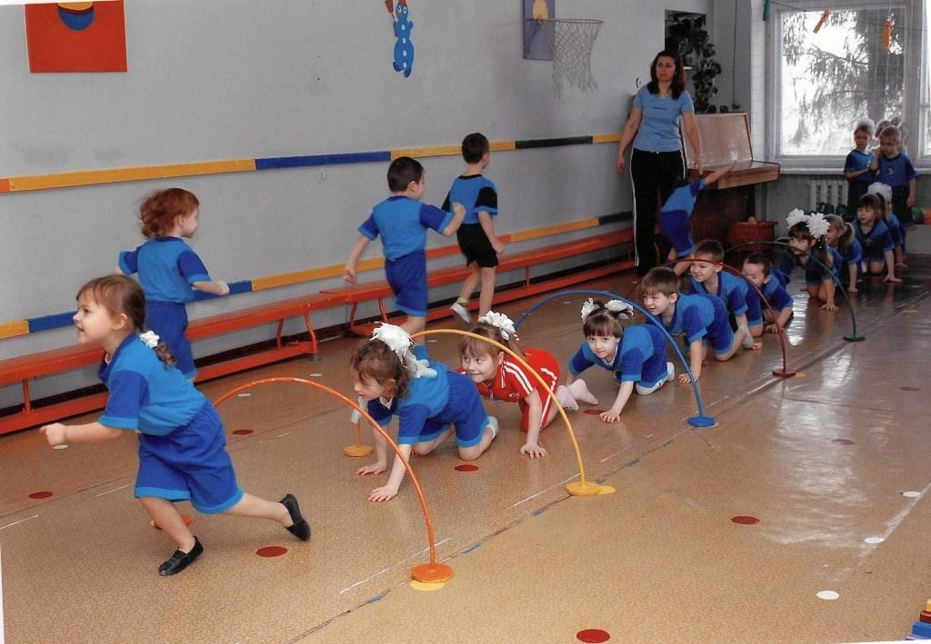 картинки занятий физкультурой и спортом для доу