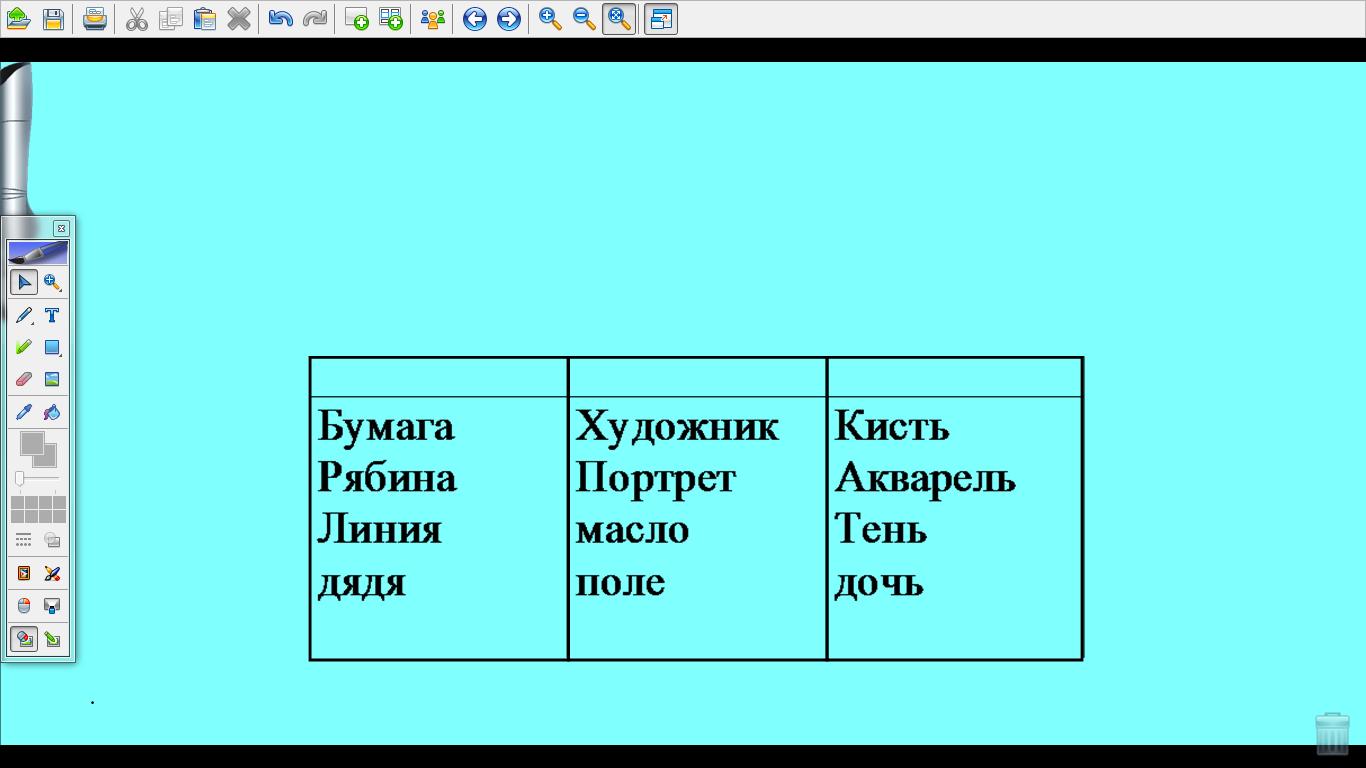 Схема склонений имен существительных фото 295