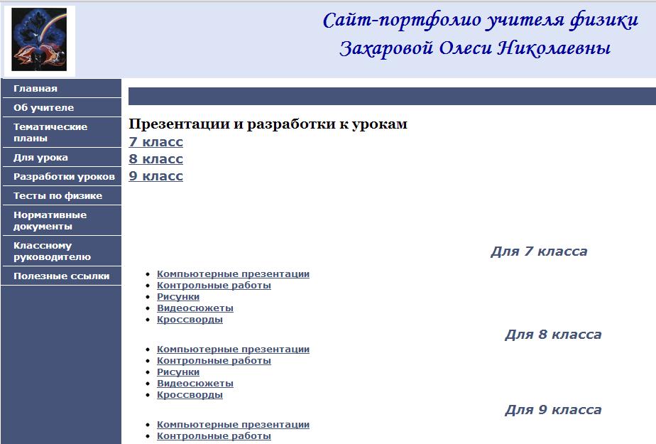 Отчет по курсовой работе создание сайта 3055