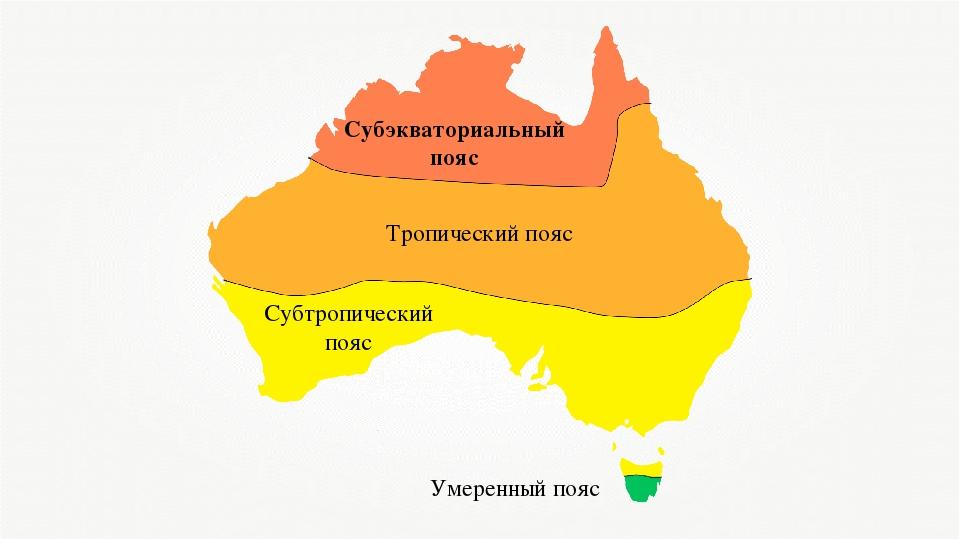 климатические пояса австралии картинки был ещё фонтан