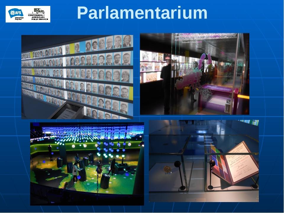 Parlamentarium