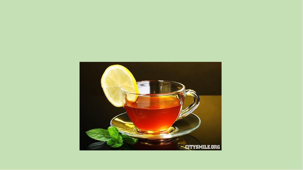 Чай &Чайные истории